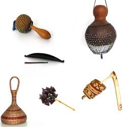 afrikanische Percussion