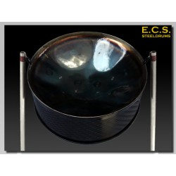 Steeldrum Meditation Pan Tenor, ECS
