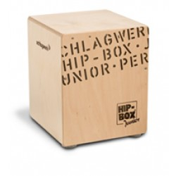 Cajon Hip Box Junior Cajon, Schlagwerk