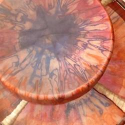 Schamanentrommel batik 30 cm