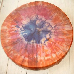 Schamanentrommel batik 41 cm