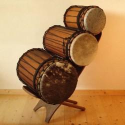 Basstrommel-Set