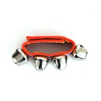 Glocken-Klett-Armband