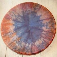 Schamanentrommel batik 36 cm