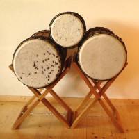 Basstrommel-Set 1