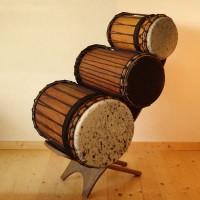 Basstrommel-Set 2