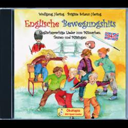 Englische Bewegungshits (CD)