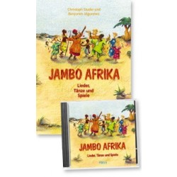 Jambo Afrika Buch CD