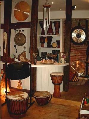 SanSanne-Mango Trommel-Shop